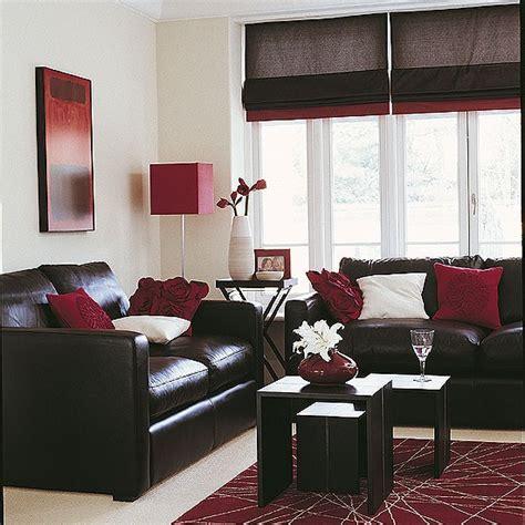 sleek living room leather sofa housetohomecouk