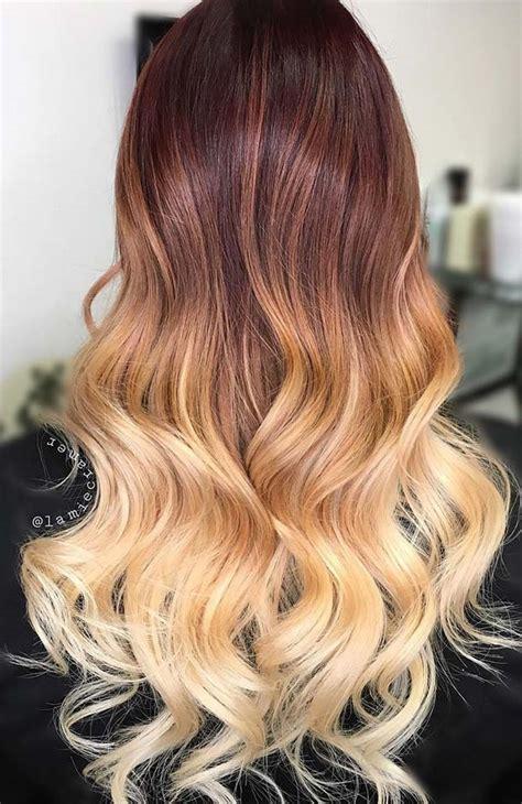 fall hair color ideas 23 best fall hair colors ideas for 2018