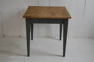 Wooden Table Square Wooden Table Eastburn Country Furniture