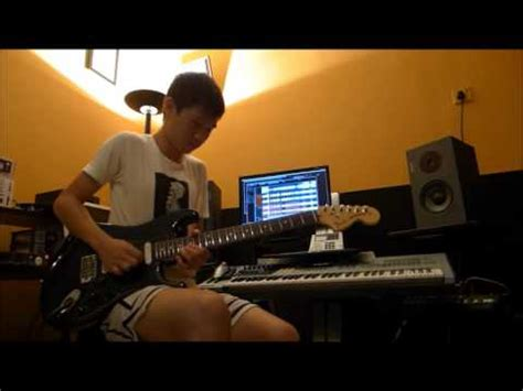 lincoln brewster miraculum miraculum lincoln brewster guitar cover by leong