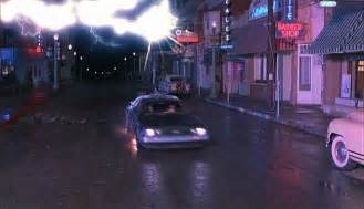 Lightning Strike Near Car Wont Start The Thing You Missed In Back To The Future