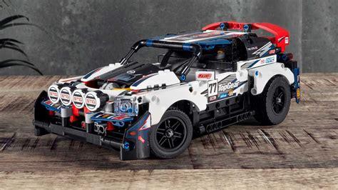 top gear lego technic rally car lets    stig