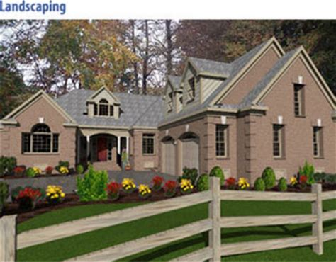 Hgtv Home Design And Landscaping Software Best Home Landscape Design 3d Software By
