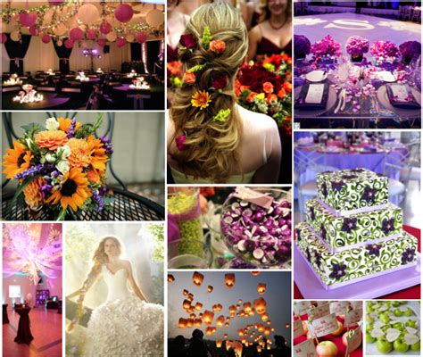 tangled themed wedding simply inspirational