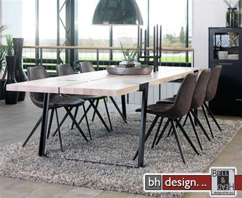 rustikale esszimmertisch und stühle design k 252 chentisch eiche