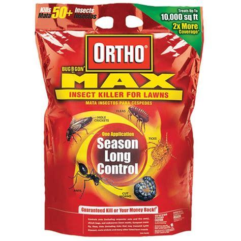ortho bug b gon insect killer granules for lawns 10lb - Ortho Bug B Gon Safe For Pets