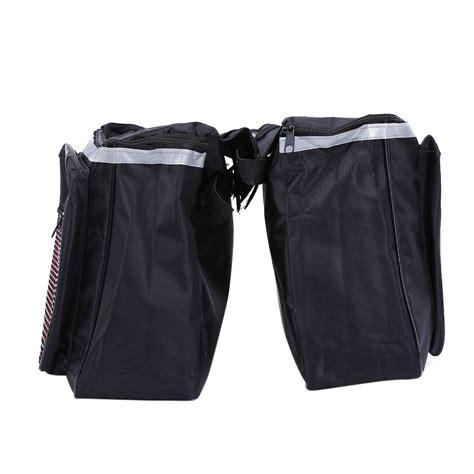 cycling bicycle bike rack back rear seat storage bag