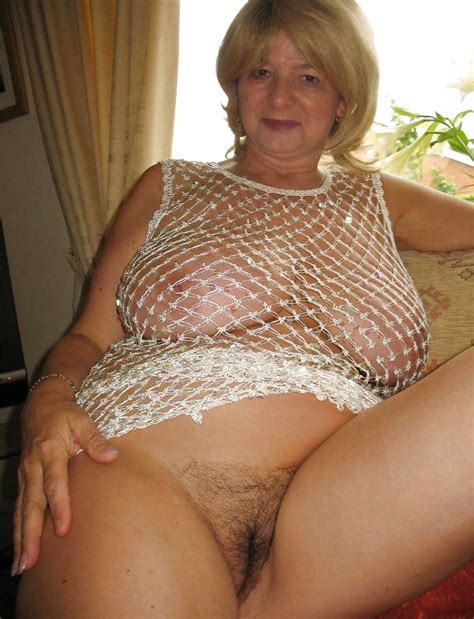 Old Mature Granny Fat Hairy Housewives Panties Chubby