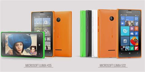 Hp Microsoft Lumia 532 microsoft launches lumia 532 and lumia 435 budget version of lumia series singapore gadgets