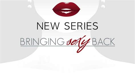 Brings Sexyback by Bringing Back Series Promo