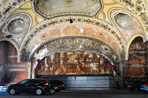 most beautiful theaters in the usa former theater makes the most beautiful parking garage in america