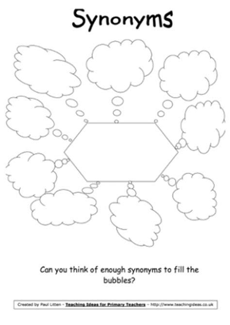 synonyms  antonyms teaching ideas
