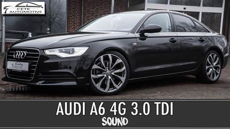 Audi A6 3 0 Tdi Sound by Audi A6 3 0 Tdi Multitronic Sound Mit Soundmodul Active