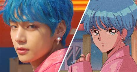 bts starred    anime