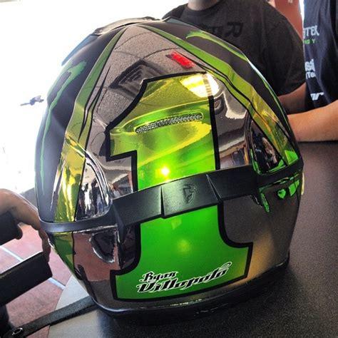 design helmet monster capacete ryan villopoto capacetes pinterest helmets