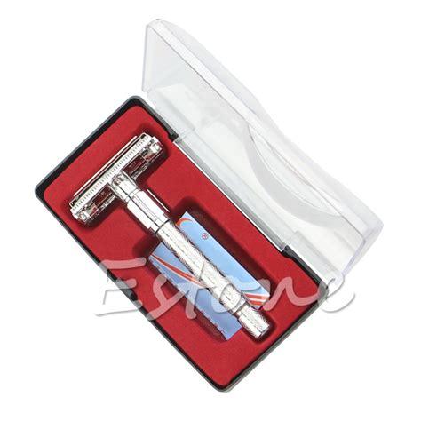 hair razors size new men safety double edge blade shaving hair razor shaver