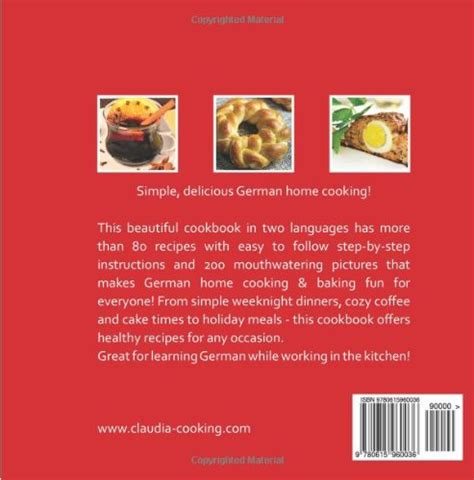 libro modern british food recipes libro german delights quot grandmas recipes in a modern way quot german english version di claudia wiker