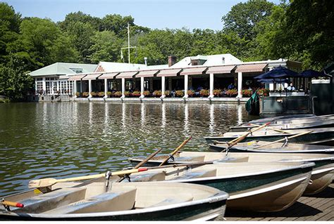 loeb boat house v232 great escapes the loeb boathouse central park new york city new york
