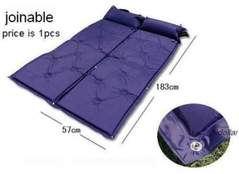 self inflating air mattress ebay