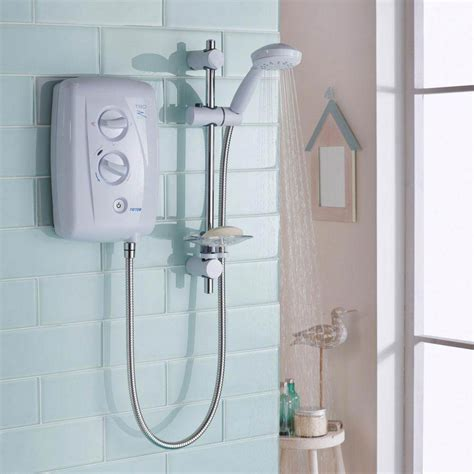 Eco Shower by Triton T80z 8 5kw Fast Fit Electric Shower At