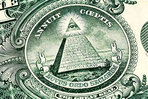 illuminati stuff 6 the u s dollar bill contains illuminati symbols 10