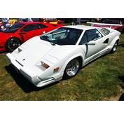 1989 Lamborghini Countach 25th Anniversary Images Photo
