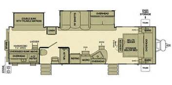Evergreen Rv Floor Plans Print