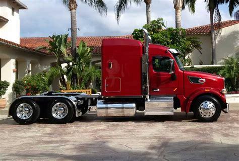 new peterbilt model 567 sleeper camions excellence peterbilt