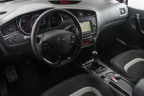 kia ceed interni kia cee d gt line primo contatto newsauto it