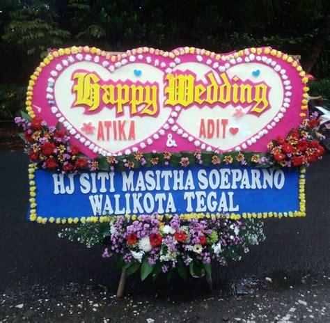 Jual Bunga Papan Happy Wedding jual bunga papan wedding di jakarta selatan toko