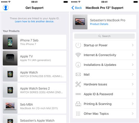 apple application support new apple support app lets you explore personalized