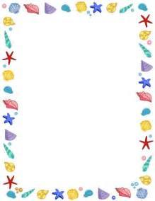 summer border clip art clipartion com