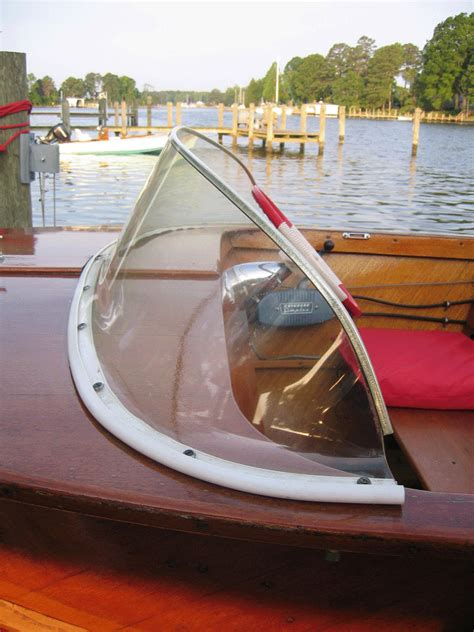 vintage boat windshields it s windshield day on woody boater on the road to