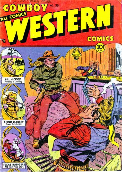 Westerns Graphic Novels Comics Books Cowboy Western Comics 33 Charlton Comic Book Plus