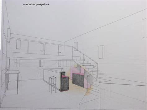 disegno interni prospettiva accidentale di un interno esercizi