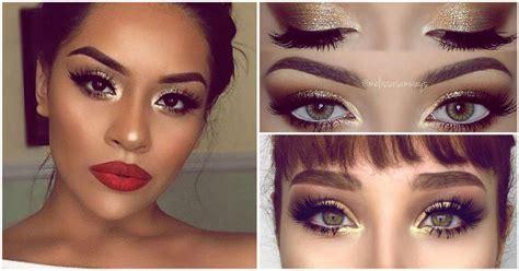 makeup paso a paso hermoso makeup en tonos dorados paso a paso yo amo los