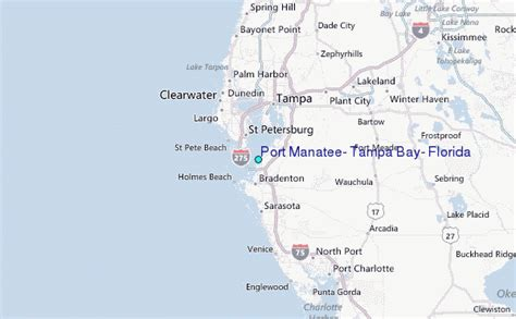port manatee ta bay florida tide station location guide