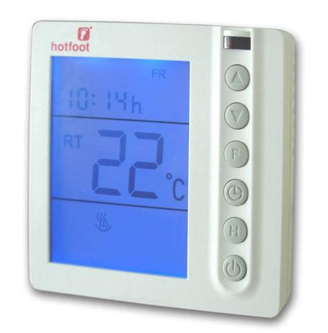 Heating Mat Thermostat by Digital Thermostat For Electric Underfloor Heating Mat