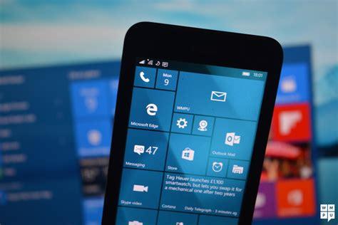 microsoft mobile update microsoft releases windows 10 mobile preview build