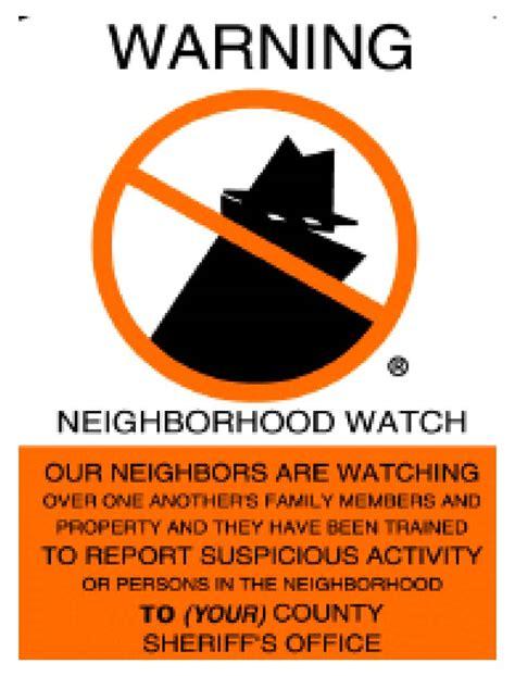 Neighborhood Watch Flyer Template block flyer exles pictures to pin on
