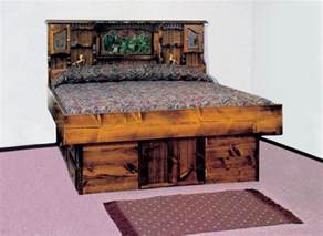 Waterbed Headboards by Hardside Waterbed Motion Mattress Free Shipping