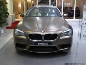 bmw frozen bronze metallic f10 m5 my drive bmw