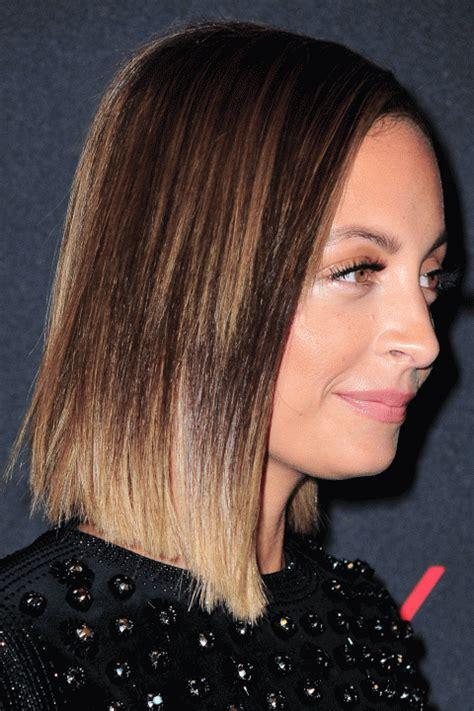 hairstyles dip dye dip dye hairstyles hair beauty galleries marie claire