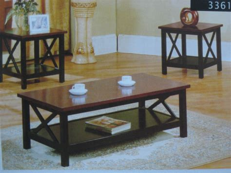 3361 Coffee Table   2 End Tables Set   Furniture Outlet