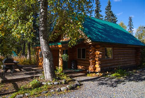 Remote Alaskan Cabins For Sale by Remote Log Cabins Petersville Alaska Comfortable
