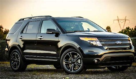 ford suvs names american car brands names list and logos of us cars