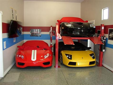 Stacking Cars In Garage by Afficher Le Sujet Les Plus Beaux Garages Du Monde
