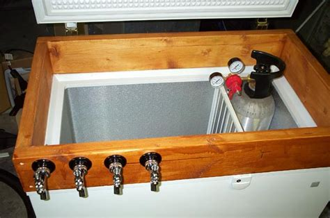 can you place a chest freezer on a carpeted floor fridge or freezer home brew forums