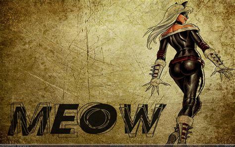 The Black Cat Marvel Comics M008 Iphone 5 5s Se Casing Custom Hardc black cat marvel wallpaper gallery