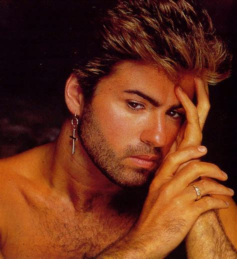 george michael needs to be treated for public toilet